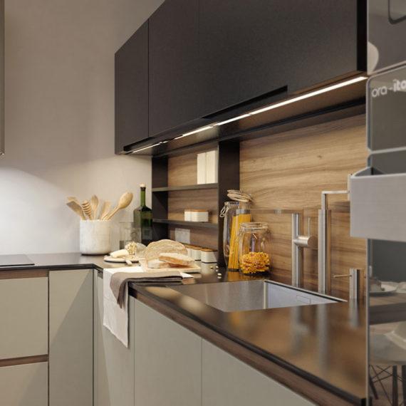 Дизайн небольшой квартиры в стиле минимализм