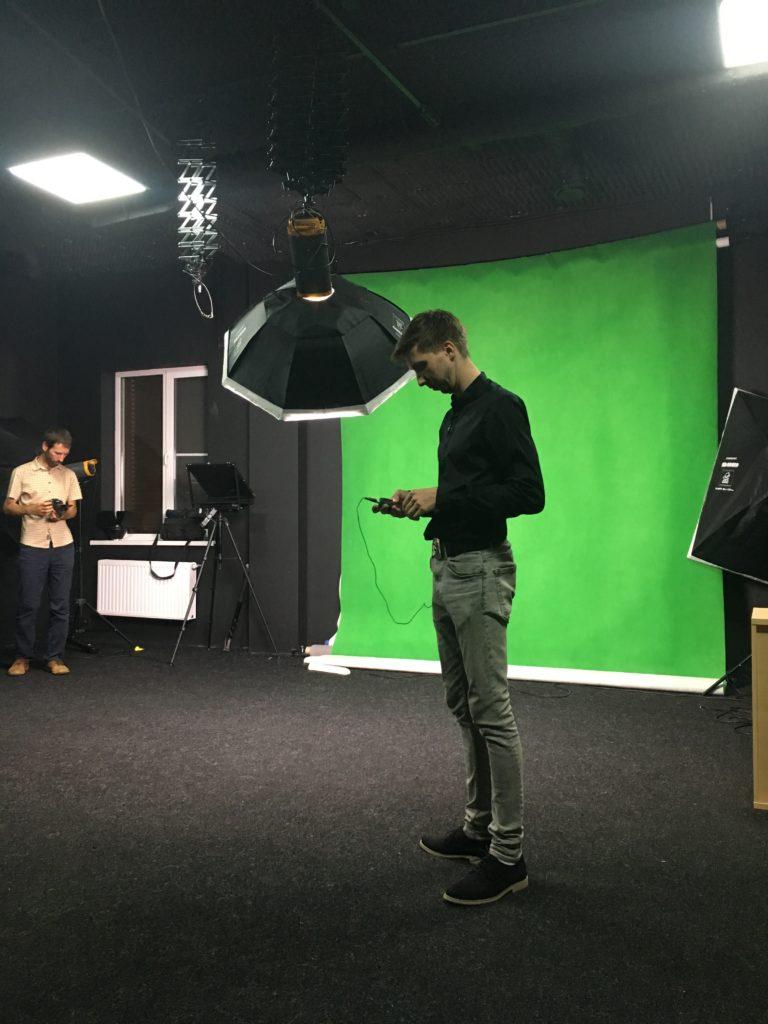 """Запись тв-программы """"Выбирай"""" для телеканала """"Кубань 24"""""""