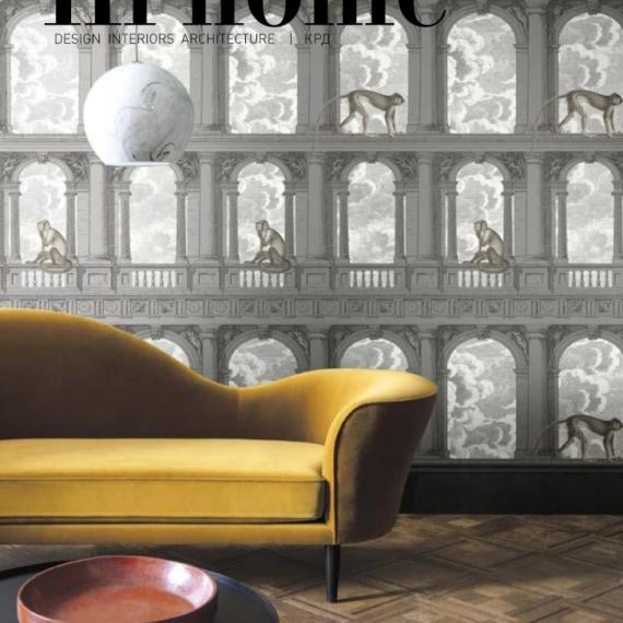 Фотопроект журнала Hi home и Первой Дверной компании
