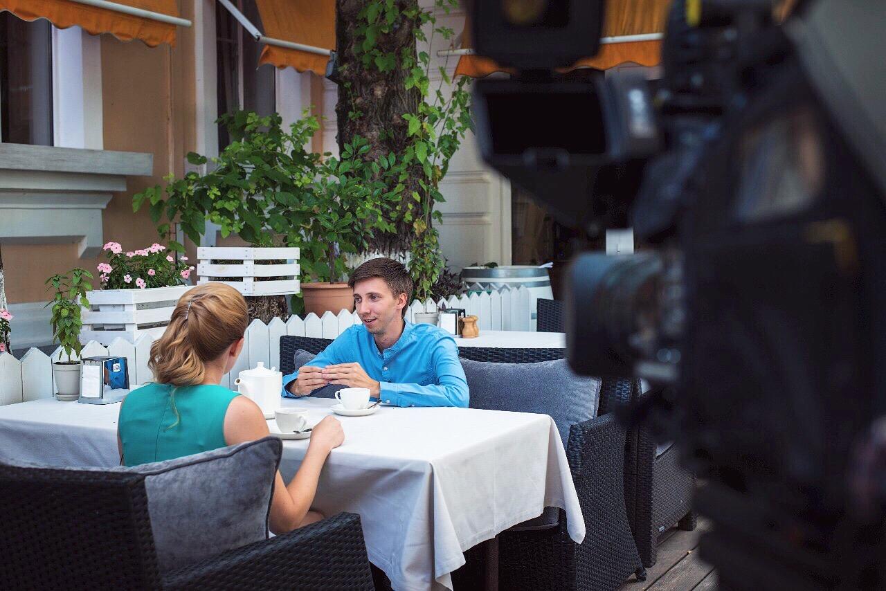 Интервью Сергея Плотникова для телеканала «Россия 24»