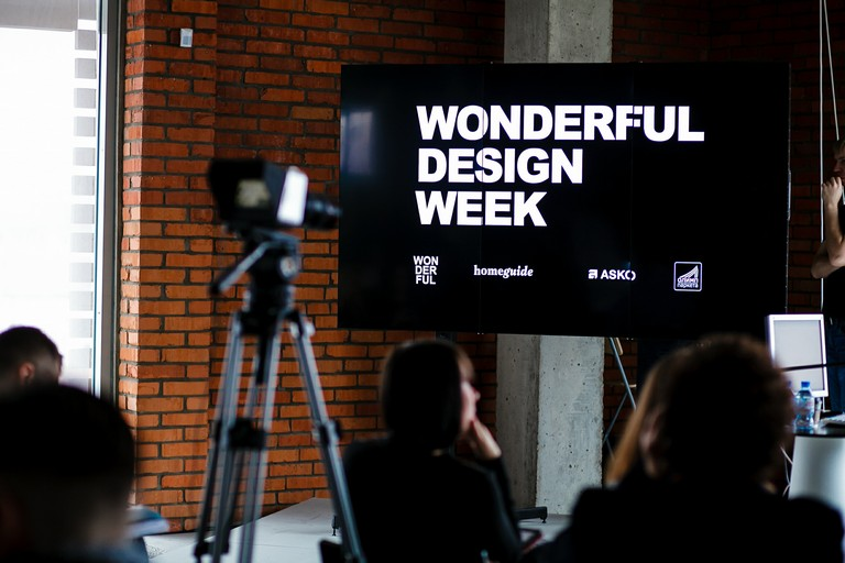 Wonderful Design Week 2016