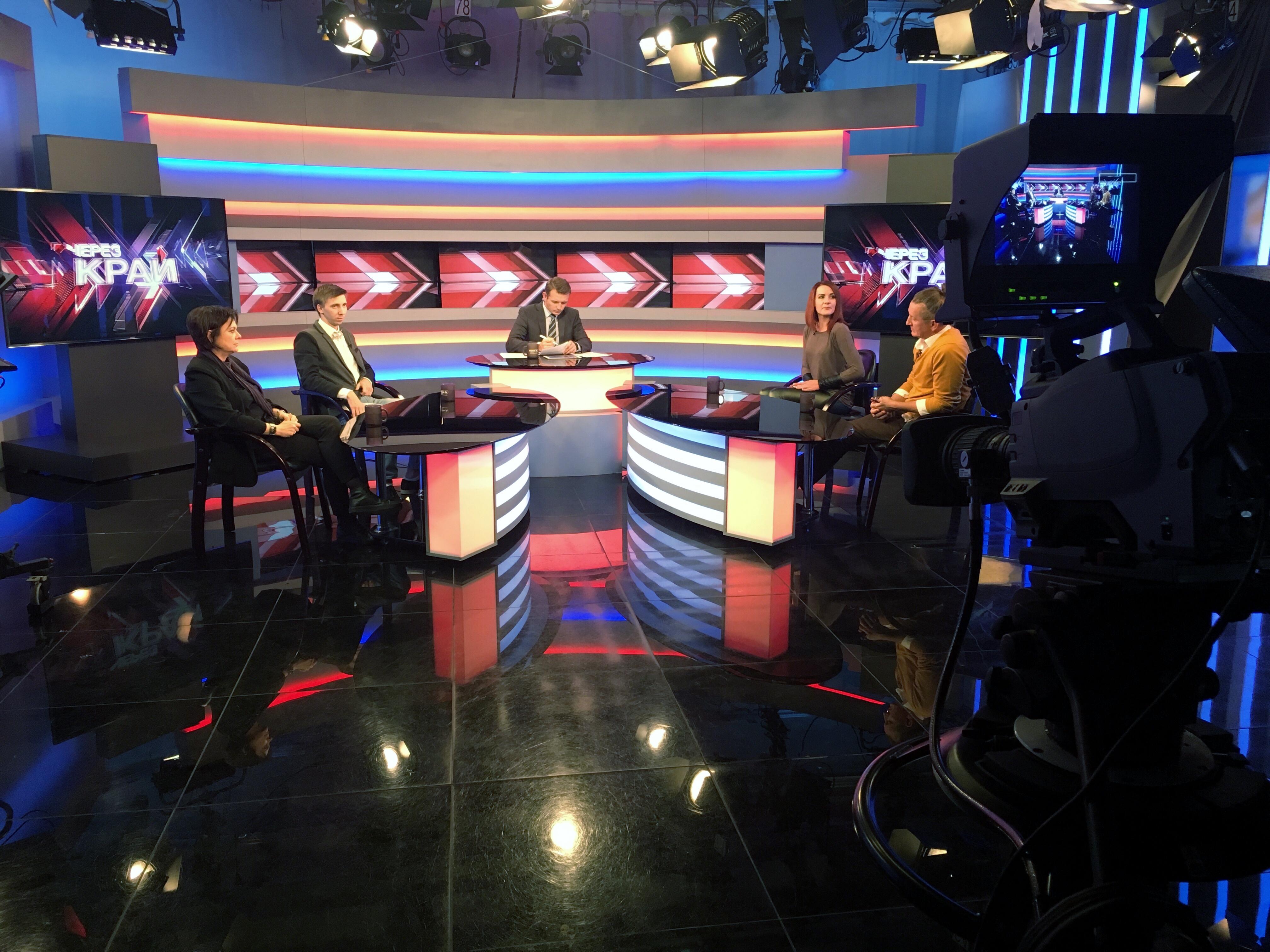 Сергей Плотников стал гостем в программе «Через край» на телеканале «Кубань 24»
